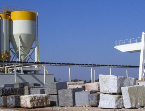 La tecnología utilizada para el mármol