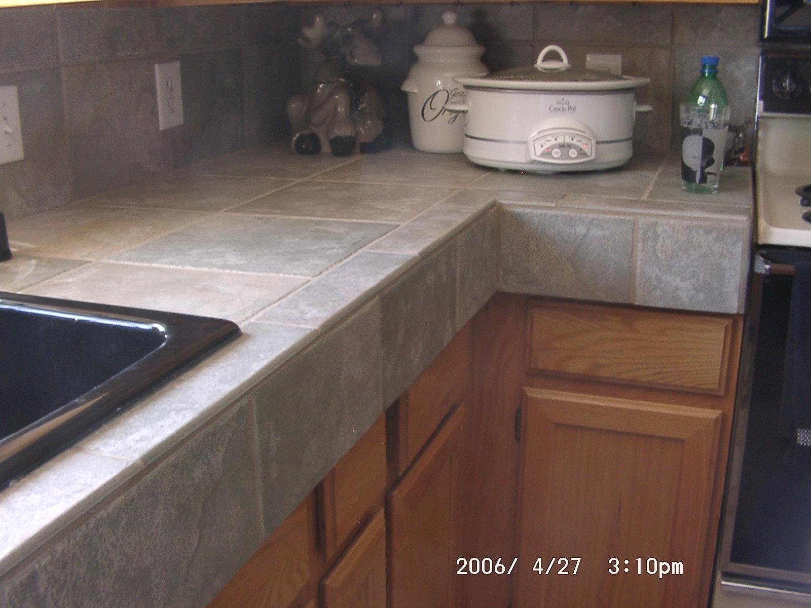 Alluring Wohnkultur Marble Tile Kitchen Countertop Tiled Countertops Home Depot Vs Granite White Calacatta Gold Piedra De Andalus